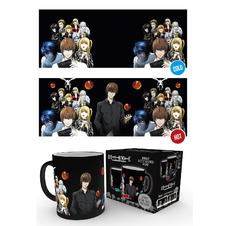 Tasse thermosensible Death Note -