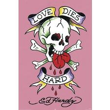 Poster Ed Hardy