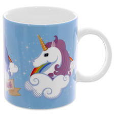 "Tasse Licorne ""I don't believe in humans"""