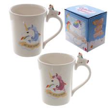 Set de 2 Tasses Licorne