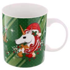 Tasse Licorne/ Enchanted Christmas -