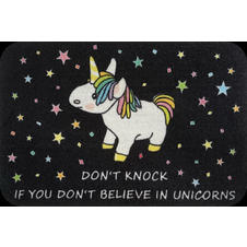 Paillasson Licorne - Don't Knock