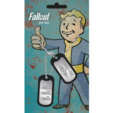 Dog Tags Fallout -
