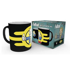 Tasse thermosensible Fallout -