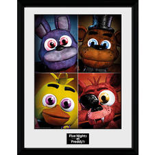 Collector Print Five Nights at Freddy's -