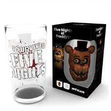 Verre Five Nights at Freddy's -