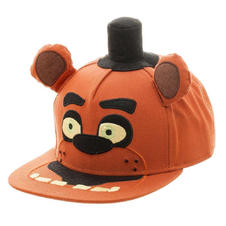 Casquette Snapback 3D Five Nights at Freddy's -