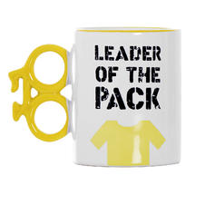 "Tasse Vélo ""LEADER OF THE PACK"""