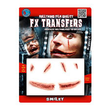 Set de maquillage 3D Tinsley FX Transfers -