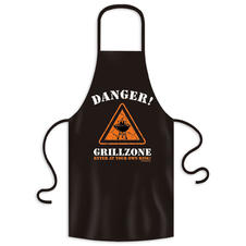 Tablier Danger! Grillzone