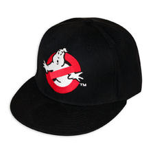 Casquette logo Ghostbusters