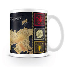 "Tasse Game of Thrones ""carte"""