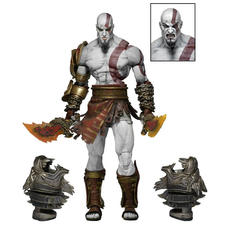 Figurine d'action 7 God of War 3