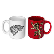 Set de 2 Tasses mini Game of Thrones