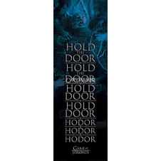 Poster de porte Game of Thrones -