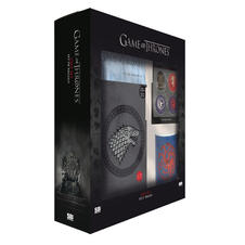 Coffret cadeau Game of Thrones