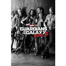 Poster Marvel Guardians of the Galaxy Vol. 2 -
