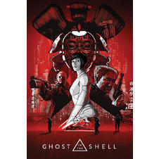 Poster Ghost in the Shell -