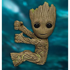 Figurine Scaler Guardians of the Galaxy 2 -