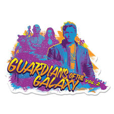 Art mural Guardians of the Galaxy Vol. 2 -
