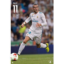 Poster Real Madrid - Gareth Bale