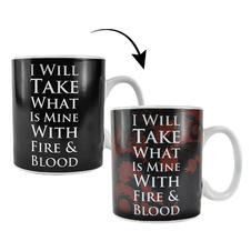 Tasse thermosensible Game of Thrones -