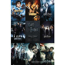 Poster Harry Potter :