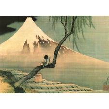 Reproduction Hokusai
