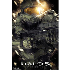 Poster Halo 5 Guardians