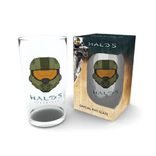 Verre demi-litre Halo 5: Guardians