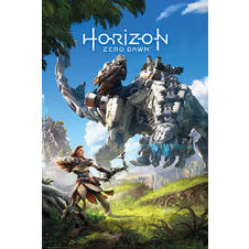 Poster Horizon Zero Dawn -