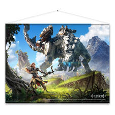 Wall Scroll Horizon Zero Dawn -
