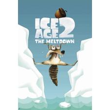 Poster ICE AGE 2 (l Age de Glace 2) THE MELTDOWN
