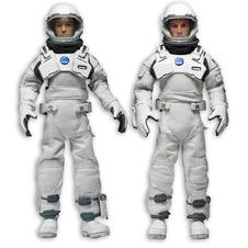 Set de 2 Figurines d'action Interstellar