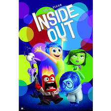 Poster Inside out.