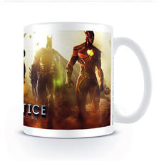 Tasse Injustice Gods Among Us