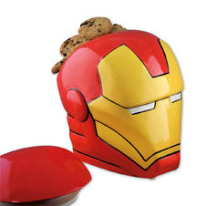 "Poot de cookie Iron Man ""Casque"""