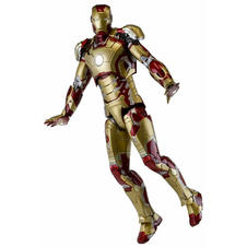 Figurine d'action Iron Man Echelle 1/4 -