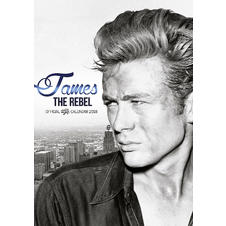 Calendrier Tribt 2018 - James Dean