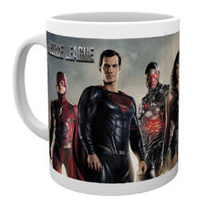 Tasse Justice League -