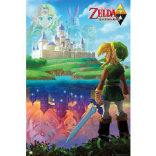 Poster Legend of Zelda