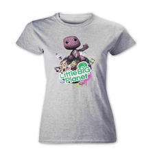 T-shirt girlie Little Big Planet