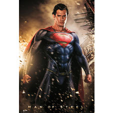Superman Poster Man of Steel