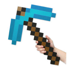 "Pioche Minecraft ""Diamant"""