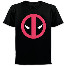 T-shirt Marvel Logo Deadpool