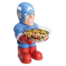 Marvel Comics Captain America Sucrerie Support