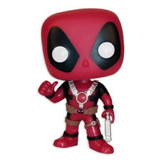 Figurine Pop! Vinyl Marvel Deadpool
