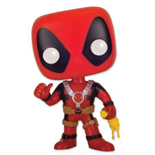 Figurine Marvel Pop! Vinyl Deadpool