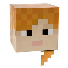 Masque Minecraft Alex