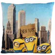Coussin Minions - New York